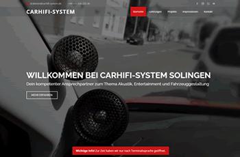 Carhifi-System